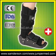 Fracture Ankle Walker with Air Pouches/Air Walker Cast Boot with CE & FDA certificate (Direct factory)