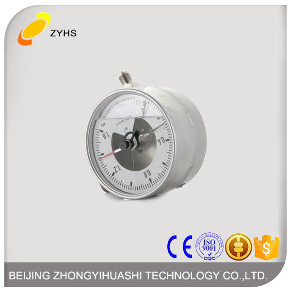Pressure Vacuum Gauge Used for Water Pressure Gauge