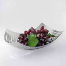 silver fruit tray dish pretty fruit trays luxury christmas fruit tray