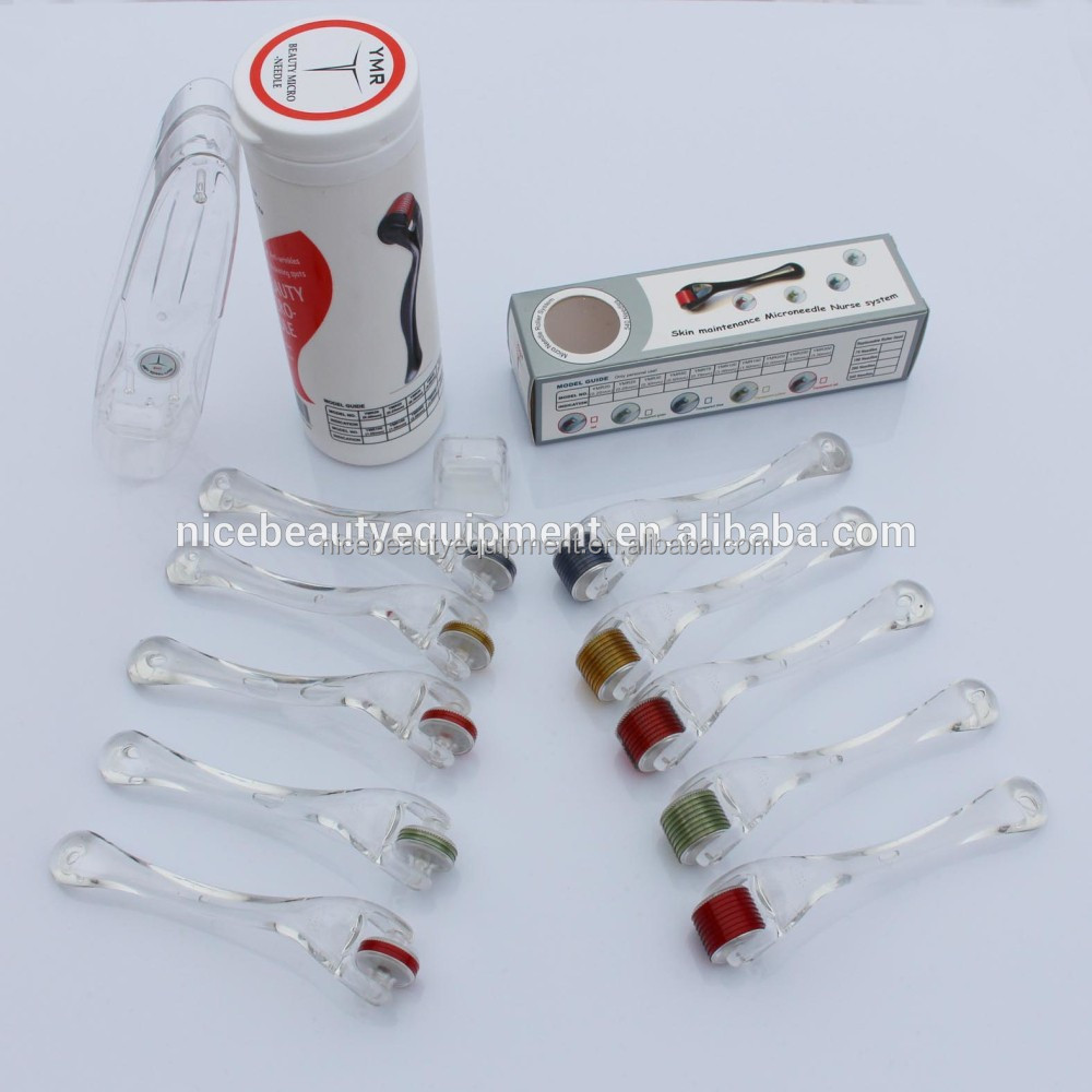 the Most Professional Powerful 540 Needle dns Derma Roller dts Derma Roller