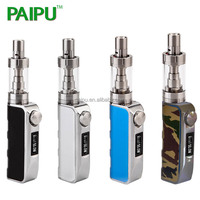 2015 new vape products alibaba best sellers Paipu Alpha 50W TC VV/VT MOD 100w plus box mod with factory price