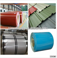 Low price colorful classic corrugated sheet metal roofingtype of roofing sheets