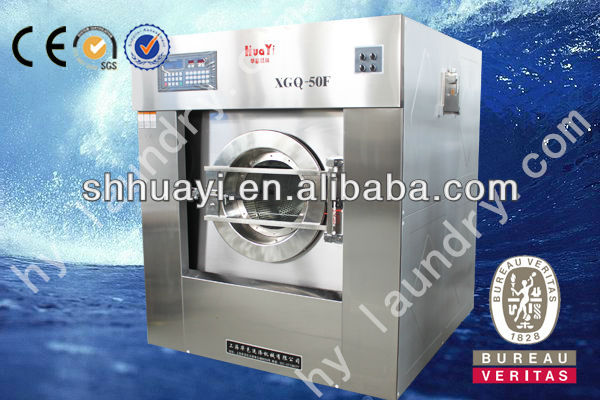 Laundry machine distributor
