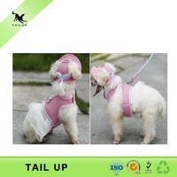 Gemgogo Hot Sell Pet Wholesale Baby Clothes Dog Dress Harness