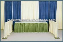 pipe and drape stand for exhibition