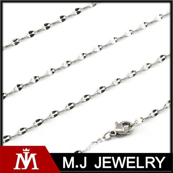 Fashion 2015 mens pendant jewelry silver stainless steel cross chain