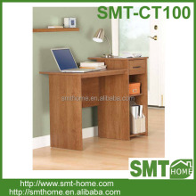 Hot sale economical wood furniture PC desk