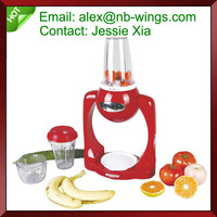 200W JUICER FOOD PROCESSOR VEGETABLE MIXER MULTI FUNCTION HAND BLENDER