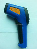 Industrial -32 to 550C Digital Infared Temperature Thermometer With Gun Type SM580