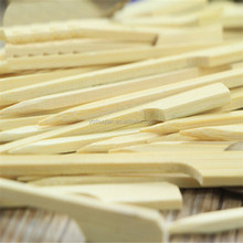 Flat Chicken Bamboo Skewers For Spiral Potatoes on Sale