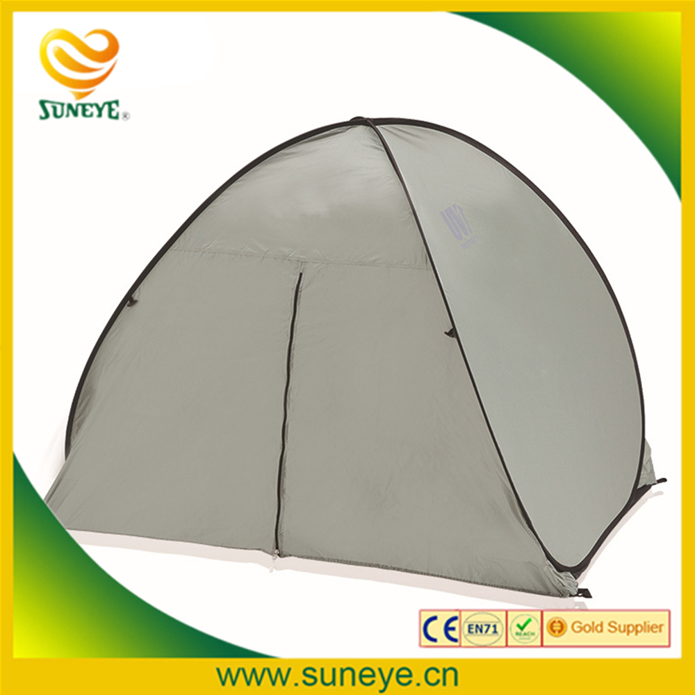 summer sun shelter UV protection fully sun shade Quick Automatic Opening 2 Persons fishing tent Outdoor camping hiking beach