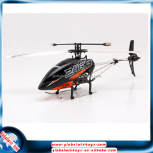 SHANTOU FACTORY PRICE 2.4g 4ch luxury metal pro helicopter biggest rc helicopter with gyro& USB charger