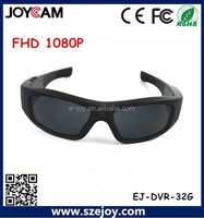 2015 New 8.0 mp 1920x1080p Wifi remote control hd 1080p 2015 pop fashion sunglasses