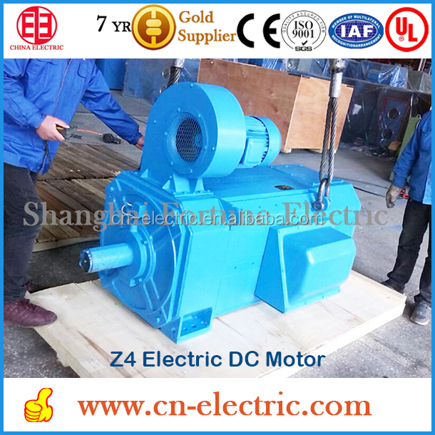Z4 Series electric induction dc electric motor