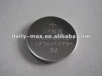 button cell batteriesCR1616
