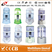 Mineral Water Pot