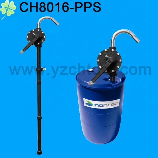 EU top selling 304 stainless steel chemical pump/stainless steel hand pump