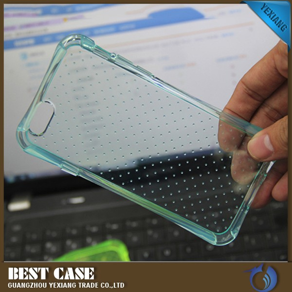 transparent tpu case for galaxy note 2 n7100 clear phone cover for note 2