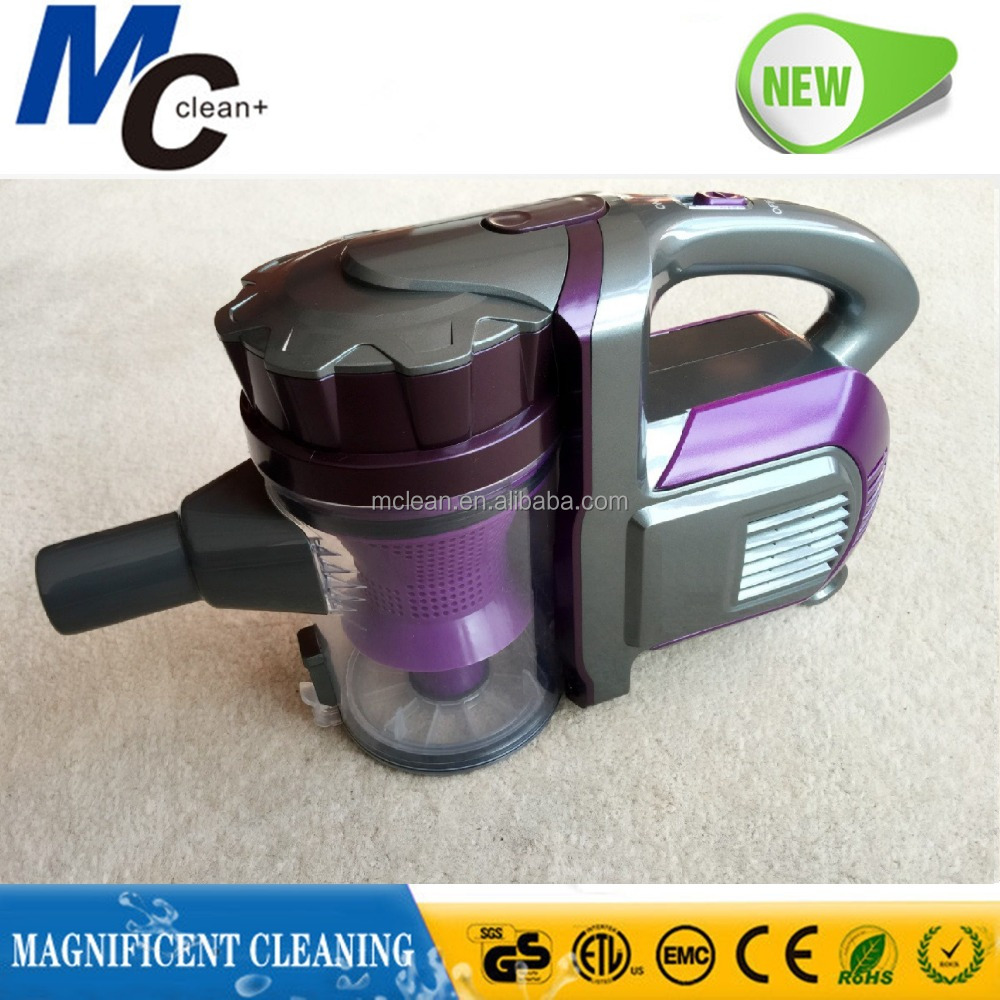 M608B VC-R011 cordless rechargeable vacuum cleaner, lithium battery vacuum cleaner