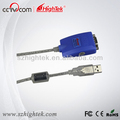 USB 2.0 to RS232 DB9 Serial Cable Driver