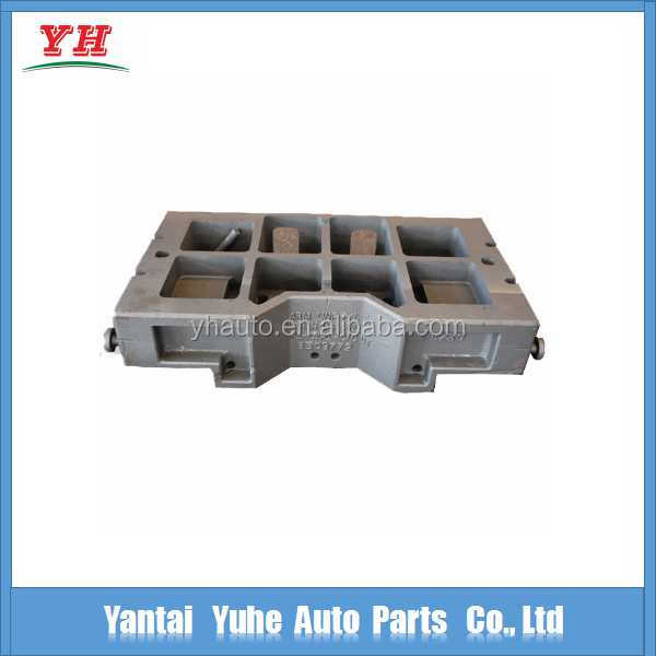 Professional Gray Iron And Ductile Iron Castings