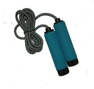 Hot sale digital count jump rope / PVC Skipping rope with wooden handles