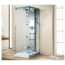 High Grade Bathroom Vanity Design Steam Room Sauna Shower Room (KD593)