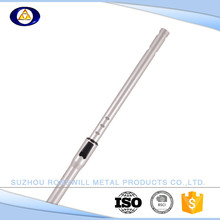 Silver Sprayed Telescopic Tube Lawn Mower Parts Wholesale