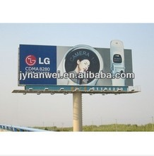 Frontlit PVC flex banner advertising materials solvent printing media