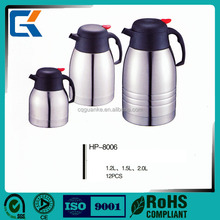 Durable stainless steel large capacity vacuum thermos for hot and cold dual use