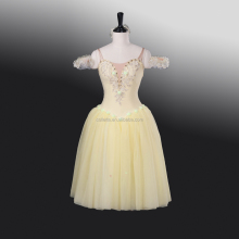New !!!! BLY1264 !!! Girl's beign elegant competition performance tulle ballet giselle long dress