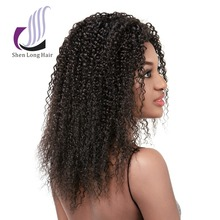 7a grade high quality afro kinky curly virgin human hair wigs, wholesale lace front wigs free wig catalogs for store