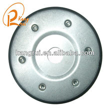 Zinc Plated or Pre-Galvanized Metal Insulation Disc for Soft Board
