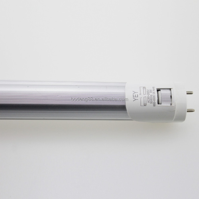 360 Degrees Bright LED Tube T8 Light 220v 240v 60cm 600mm 10w LED T8 Integrated Driver Fluorescent Lamp Bulb T8 Cold Warm White