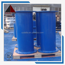 DI Ductile Iron double flanged pipe
