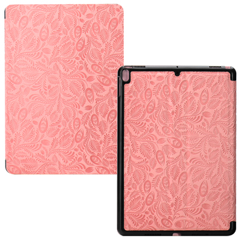 Embossed Design Smart Tablet Cover Case for iPad Pro 9.7