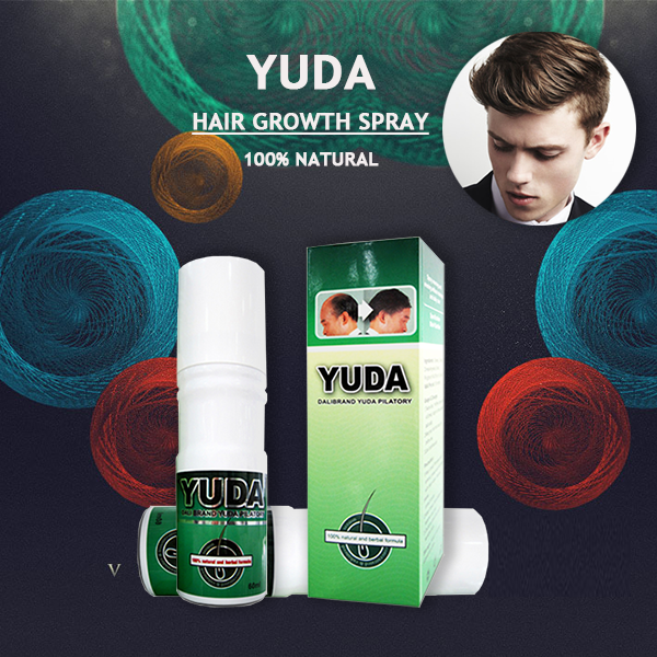 Wholesale hair care products suppliers YUDA hair loss tonic alopecia treatment natural hair grower