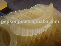 Urethane Rubber Part