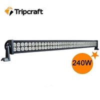 High Intensity! 4pcs/lot! 240W Led light systems For 12V 24V Offroad 4X4 Driving Lamp