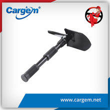 CARGEM multifunction folding types of steel spade shovel