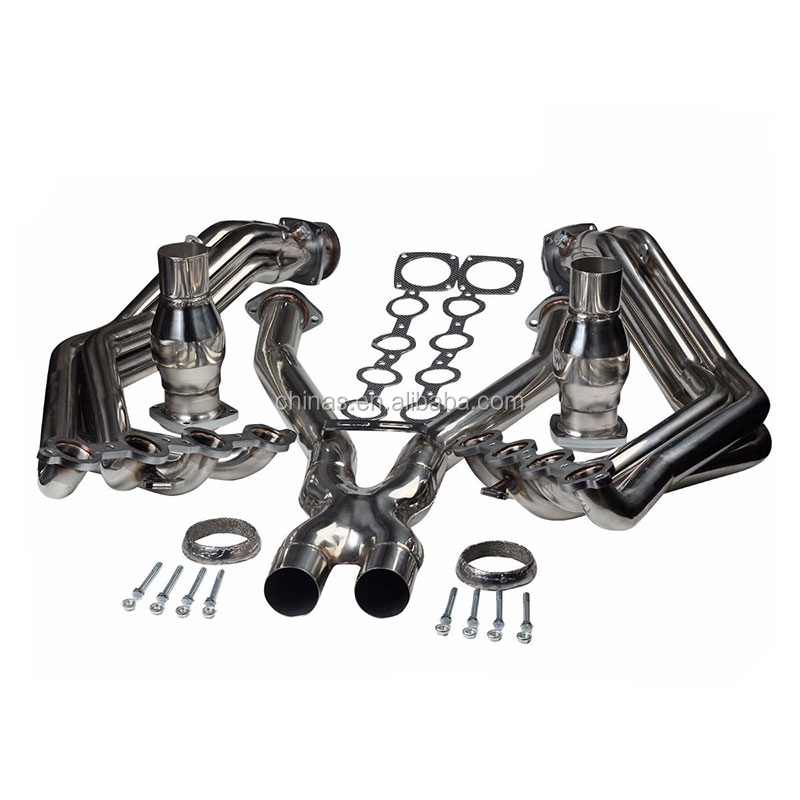 Professional Made High Perfoemance Exhaust Header Fit 01-04 Chevrolet Corvette 5.7L V8 Z06 LS1 / LS6 (C5 )