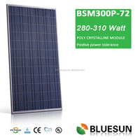OEM printed logo Top quality best price poly solar panels 300w price