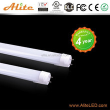 Compatible ballast recognized LED fluorescent tube T8 with frosted cover