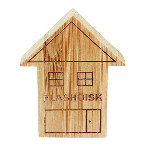 Cheapest Price Wooden House Usb Stick 32gb Buy House Usb