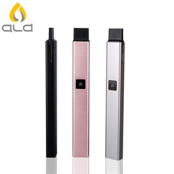 2018 Hot Sale VFIRE Custom Logo Aluminum Vaporizer Long And Thin e cigarette Made In Japan