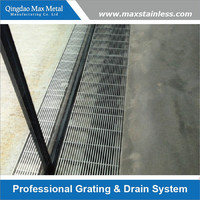 Air ventilation grilles, air conditioning linear grilles
