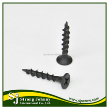 Bugle head carbon steel drywall screws galvanized nails