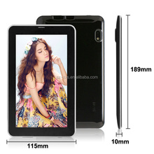 ZXS-A13 -2G cheap android 4.2 tab 7 inch dual core tablets 2G smart phone 512MB/4GB support wifi A23 customer tablet pc