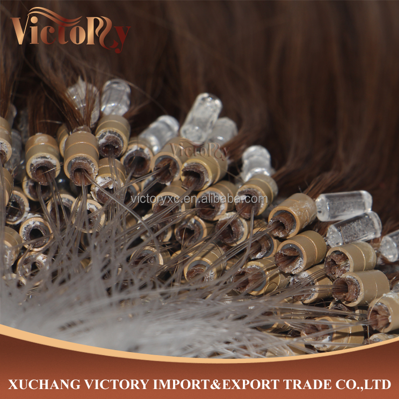 8A Grade 22 inch Mirco Ring/Loop Human Hair Extension