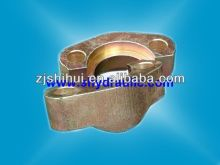CARBON STEEL SAE SPLIT FLANGE CLAMPS 3000 PSI BY CNC MACHINE